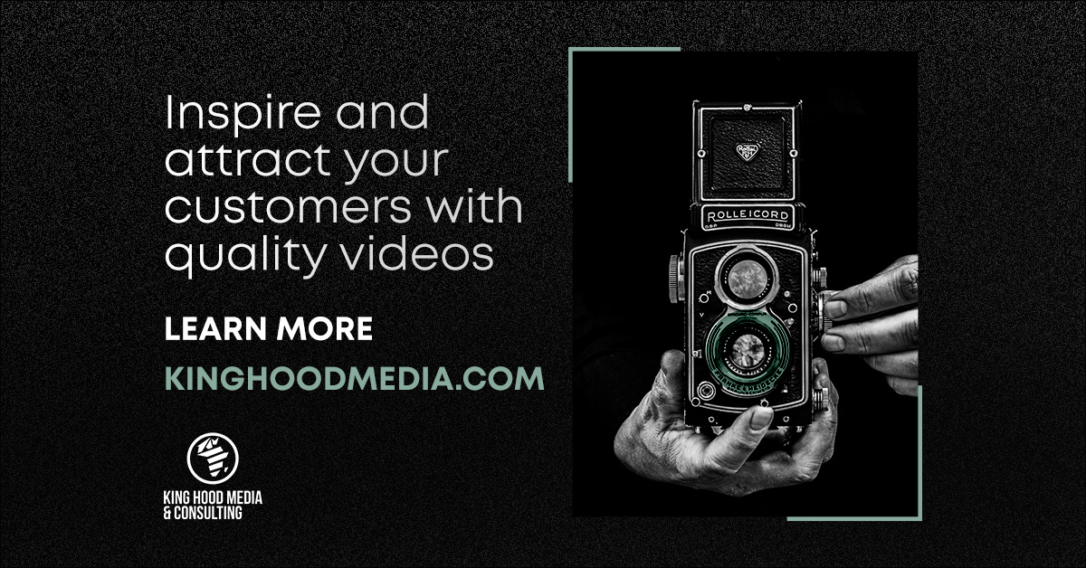 Inspire and attract your customers with quality videos